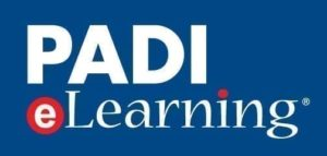 Click the PADI ELearning LOGO